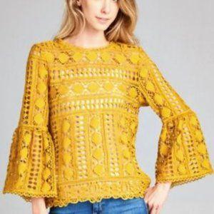 Ellison blouse